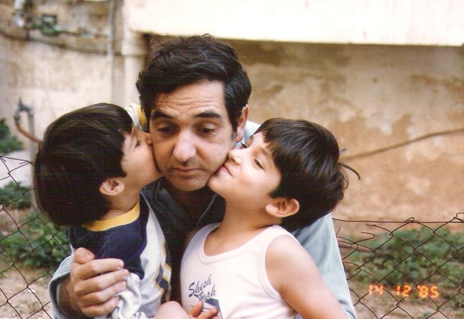 אבא, אחי ואני, 14-12-85