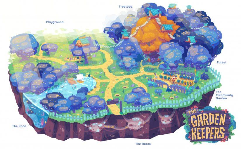 בניית עולמות, שני הקבועים ושומרי הגינה כמקרי בוחן